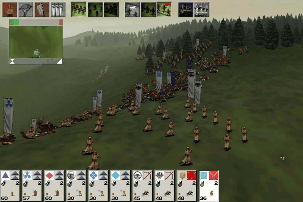 Pierwsza cześć Total War