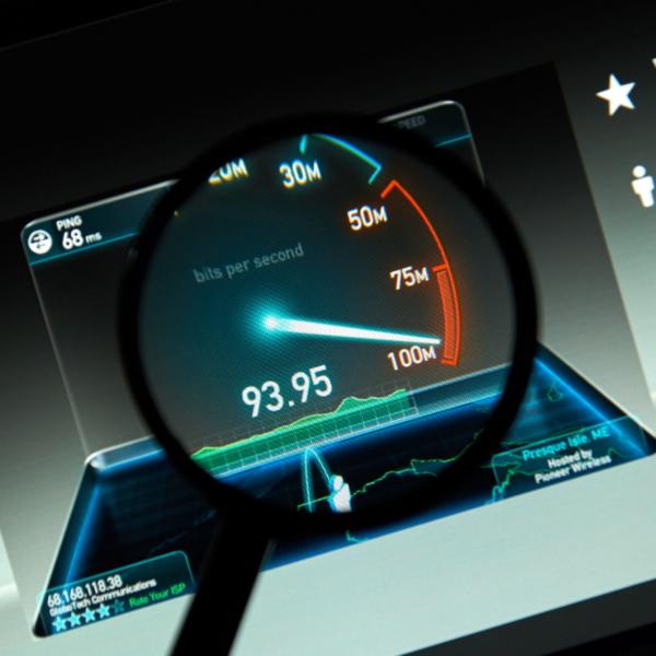 Speed test obraz glowny