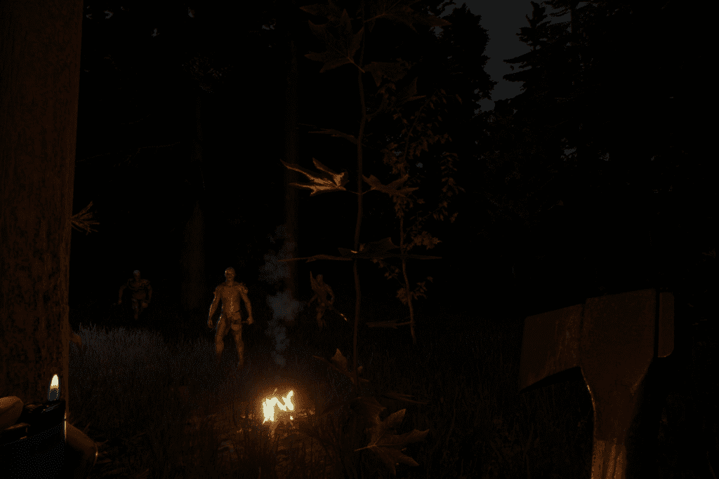 The Forest survival horror