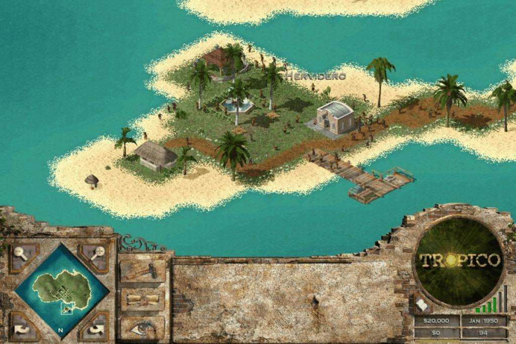 Tropico 1