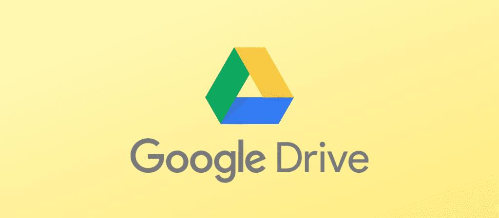 dysk google logo