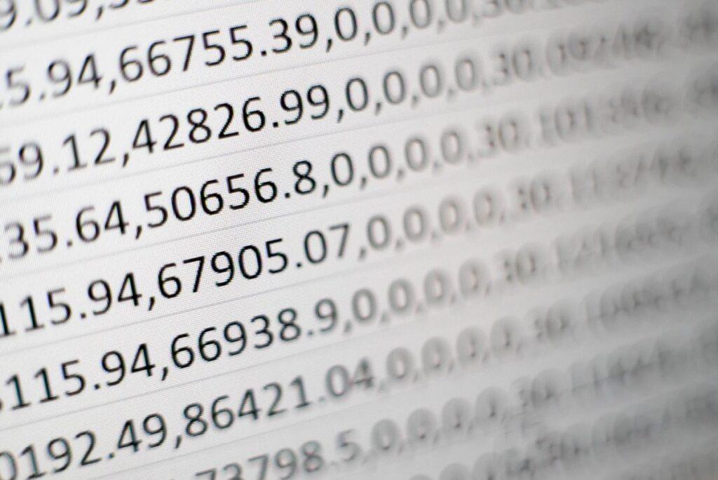 excel magia liczb