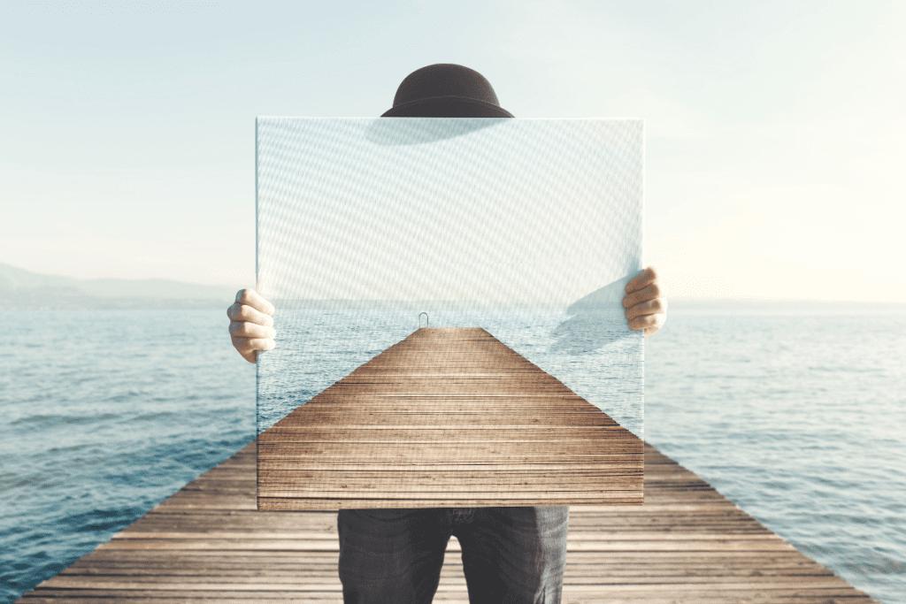 Złudzenie optyczne - obraz