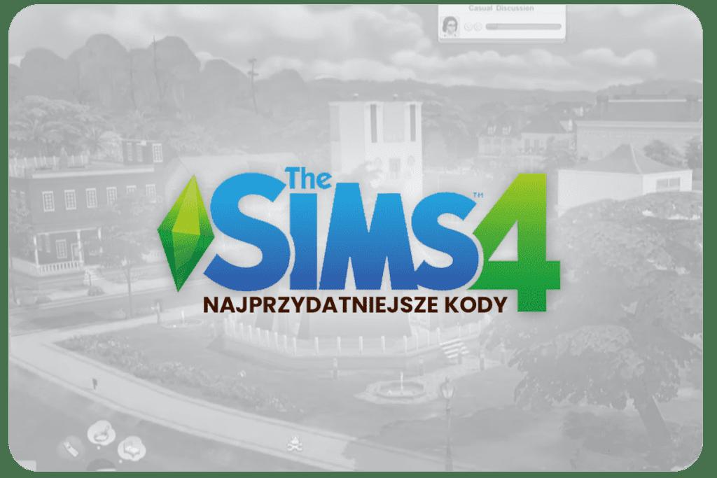 kody do the sims 4