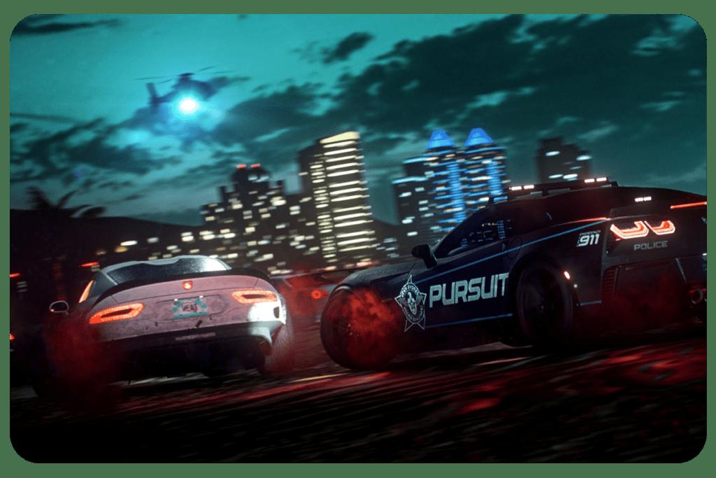 gry wyścigi