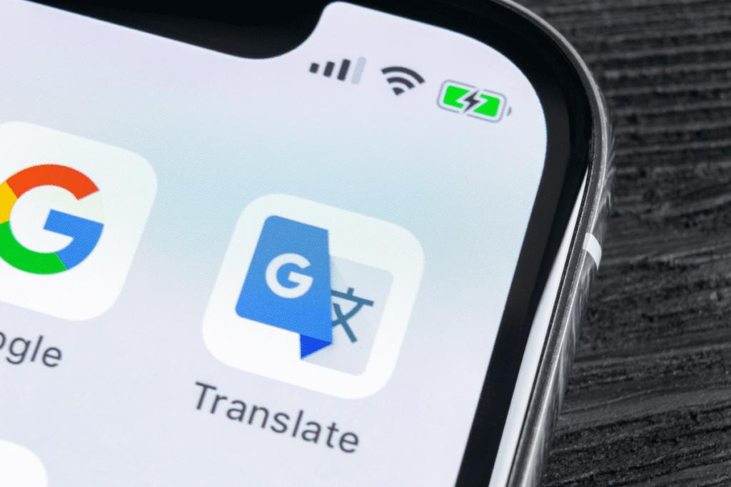 Ikona tłumacza google