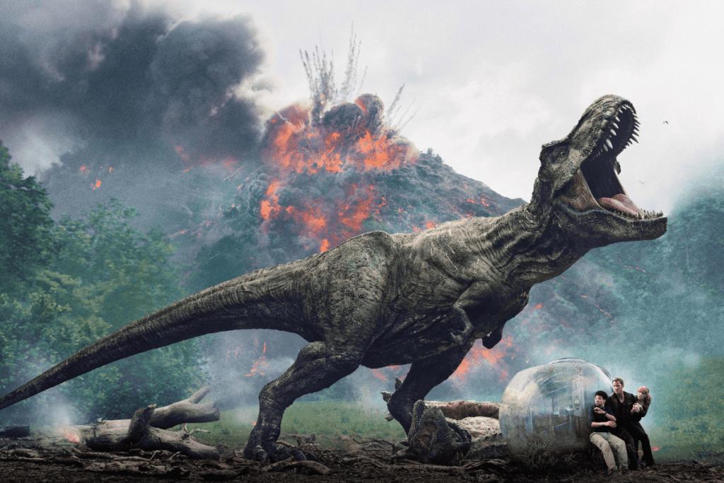 Jurassic World seria
