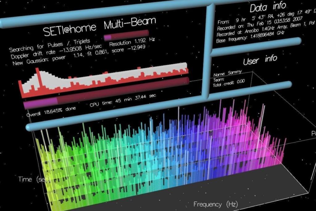 Badanie fal radiowych