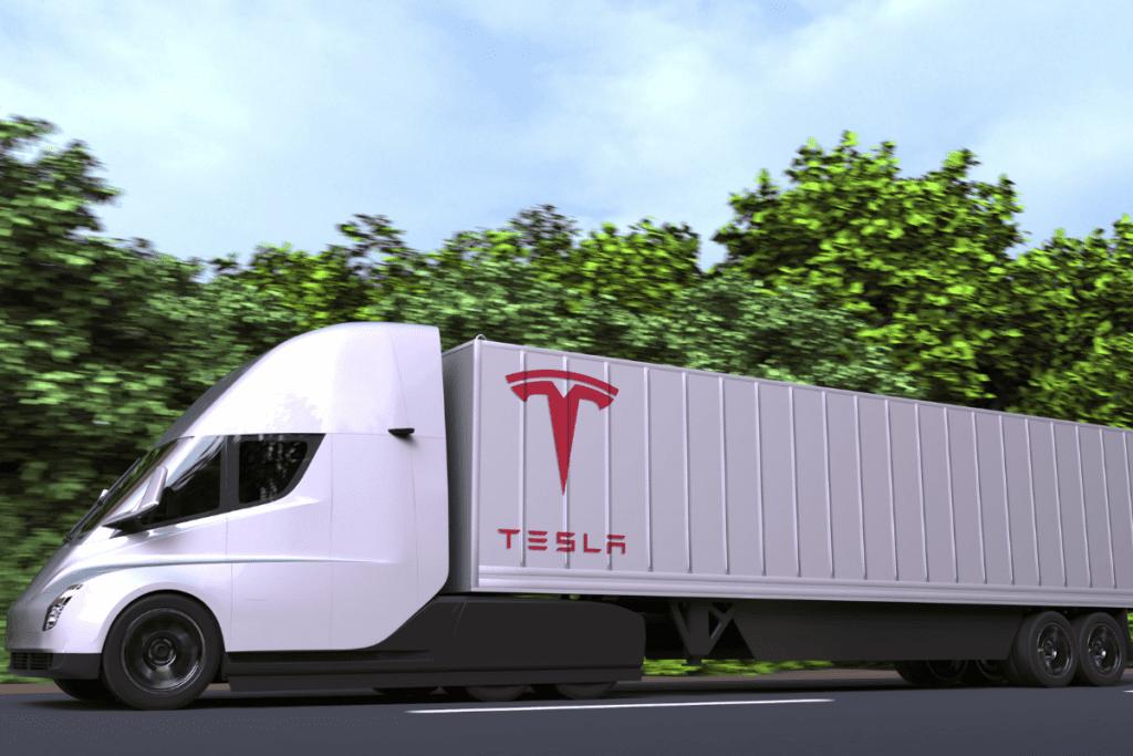 Nowa Tesla od Elona Muska