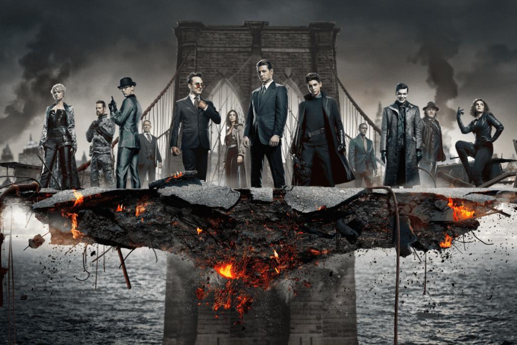 Obsada serialu Gotham
