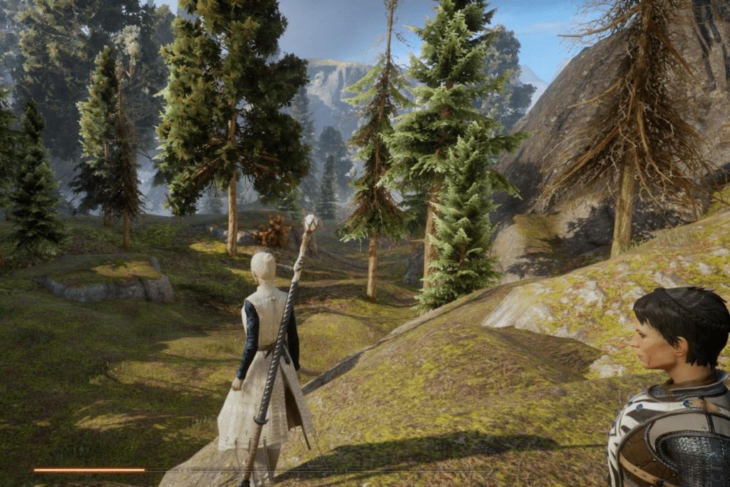 Wpływ teselacji na grafikę w grach wideo
