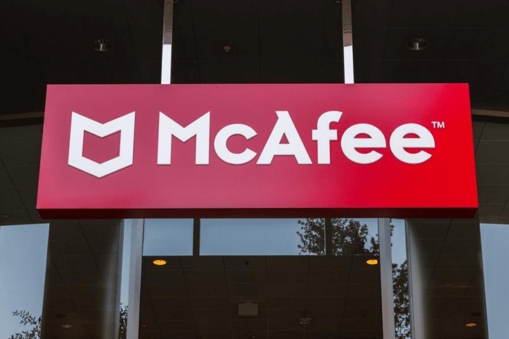McAfee - program antywirusowy Johna McAfee
