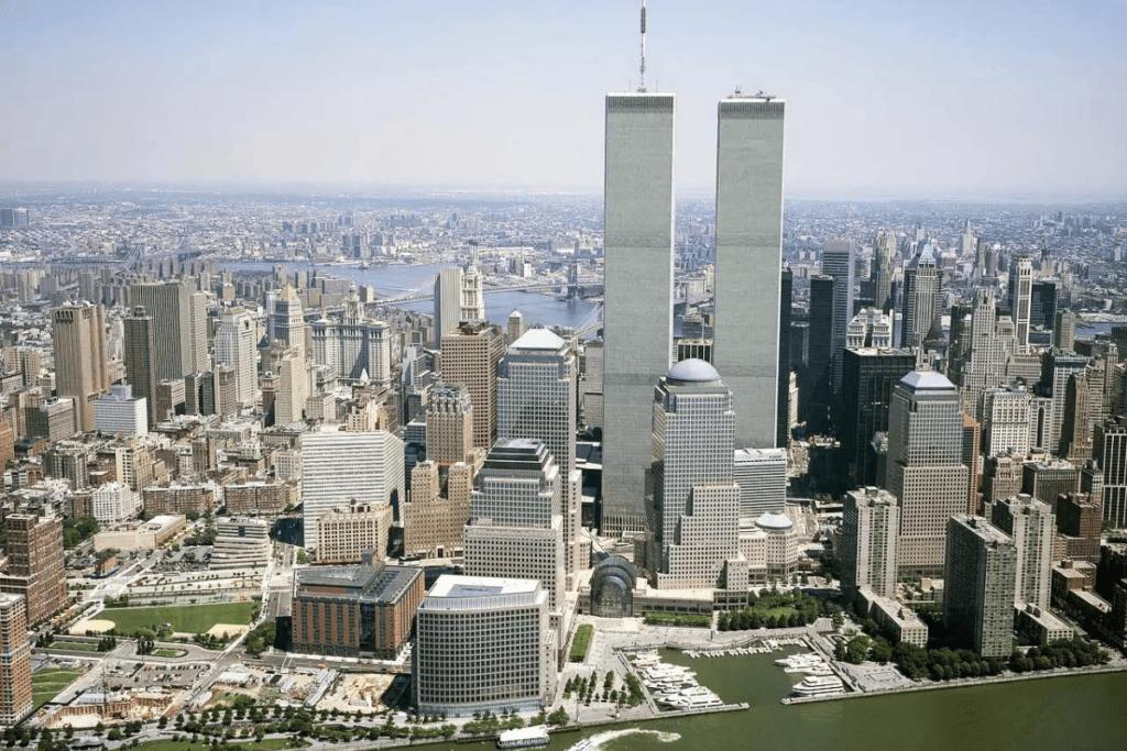 Bliźniacze wieże World Trade Center