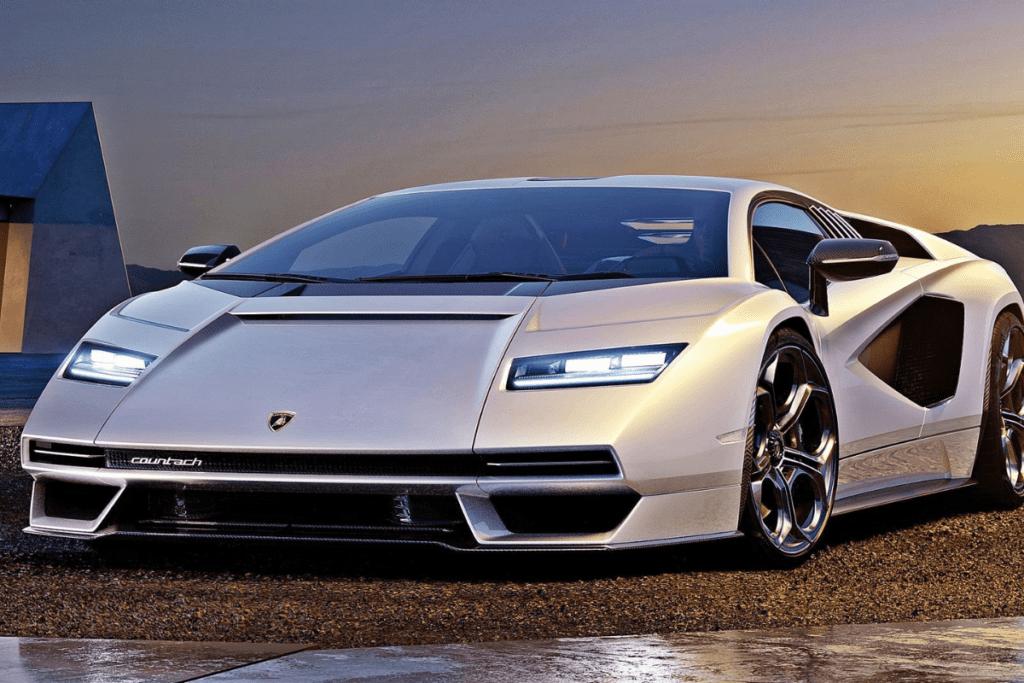 Super samochód z Włoch