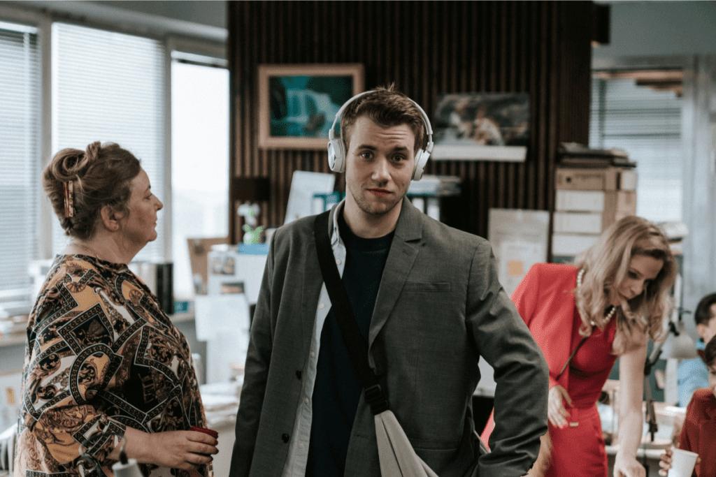 Aktor z The Office pl