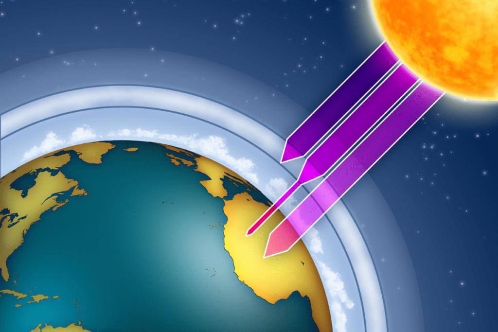Powstawanie dziury ozonowej