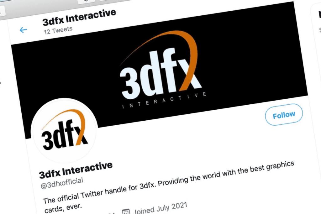 Powrót legendarnej firmy 3Dfx Interactive