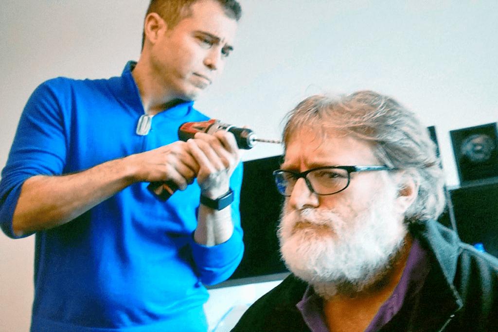 Mózg-komputer opracowany przez Gabe Newell
