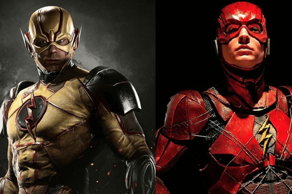 Flash i Reverse Flash