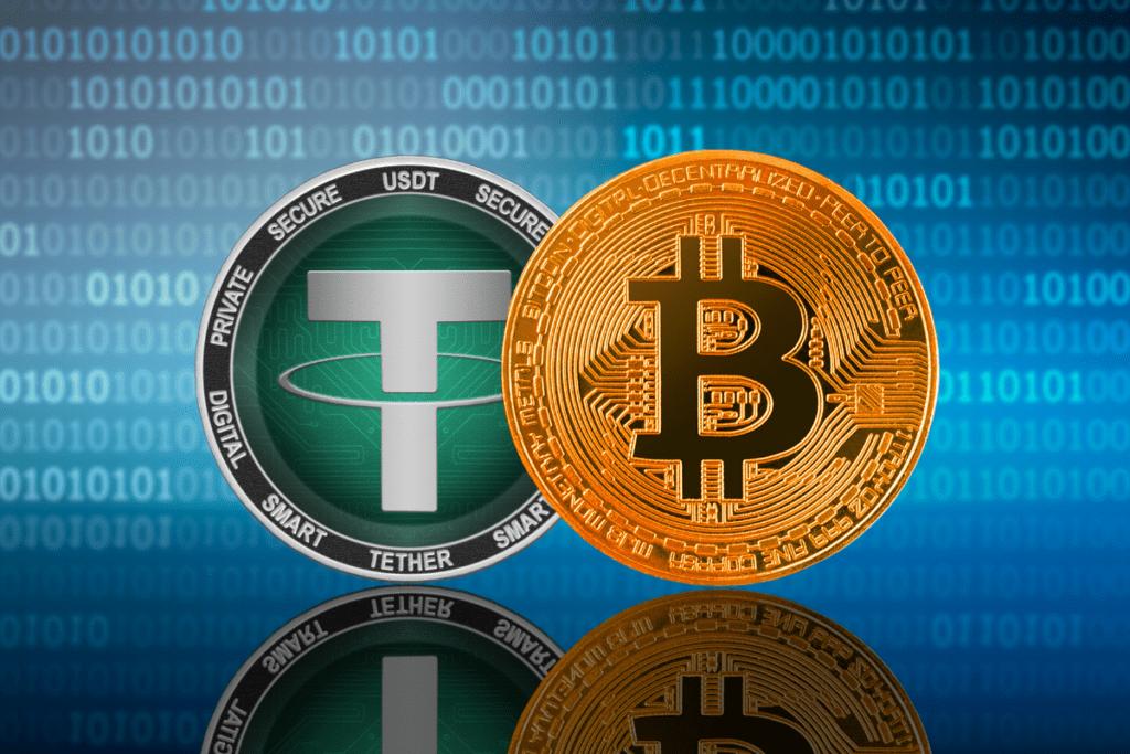 Bitcoin i Tether