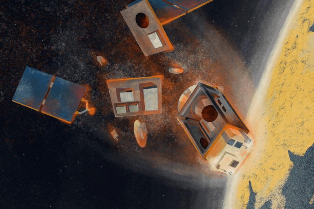 Satelity Elona Muska mające duży wpływ na powstawanie dziur ozonowych
