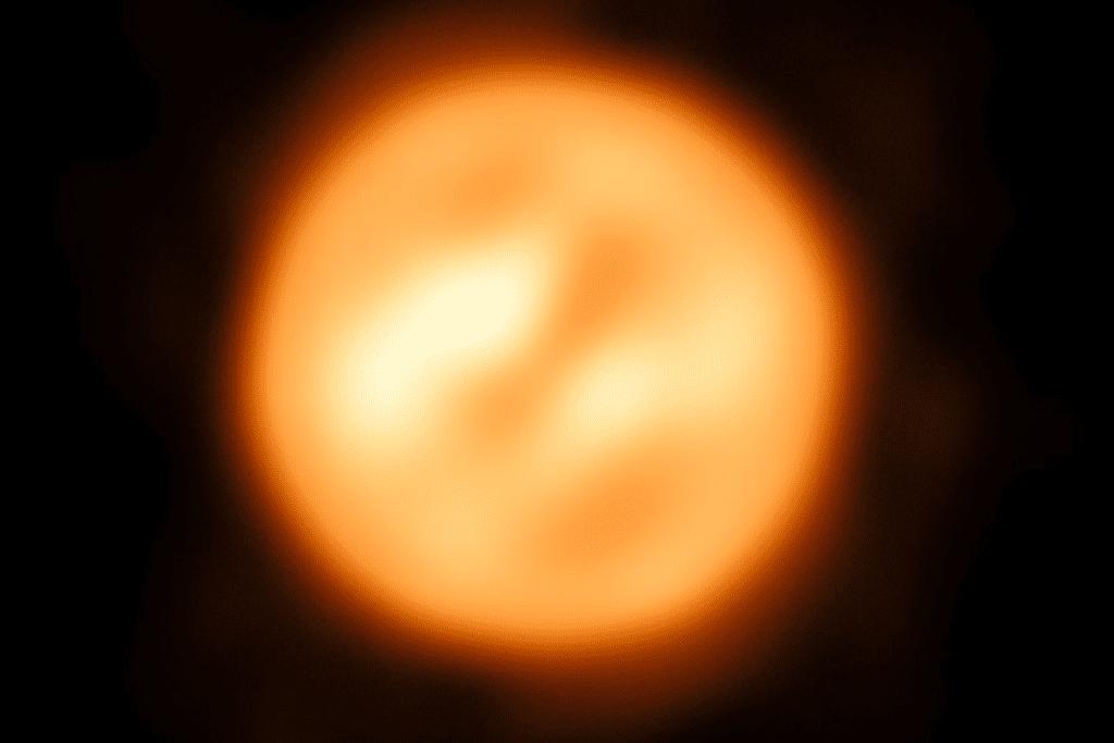 Obserwacja gwiazdy