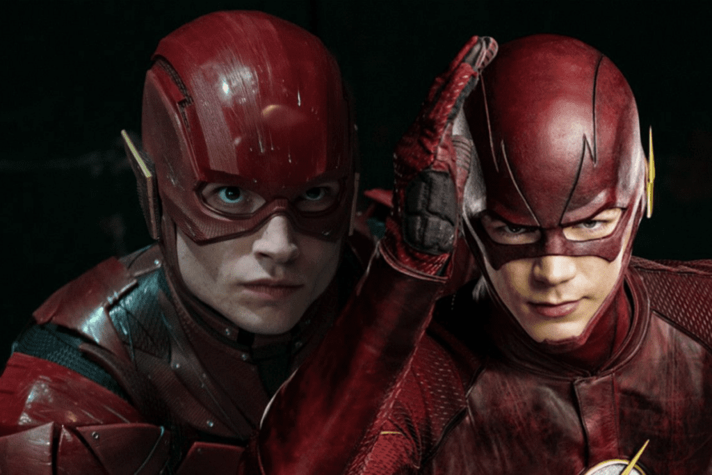 Grant Gustin w The Flash?