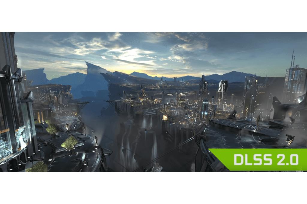 DLSS 2.0 - wzrost wydajności w grach