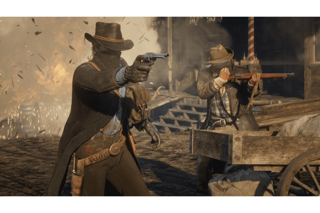 Red Dead Redemption 2 z technologią od NVIDII