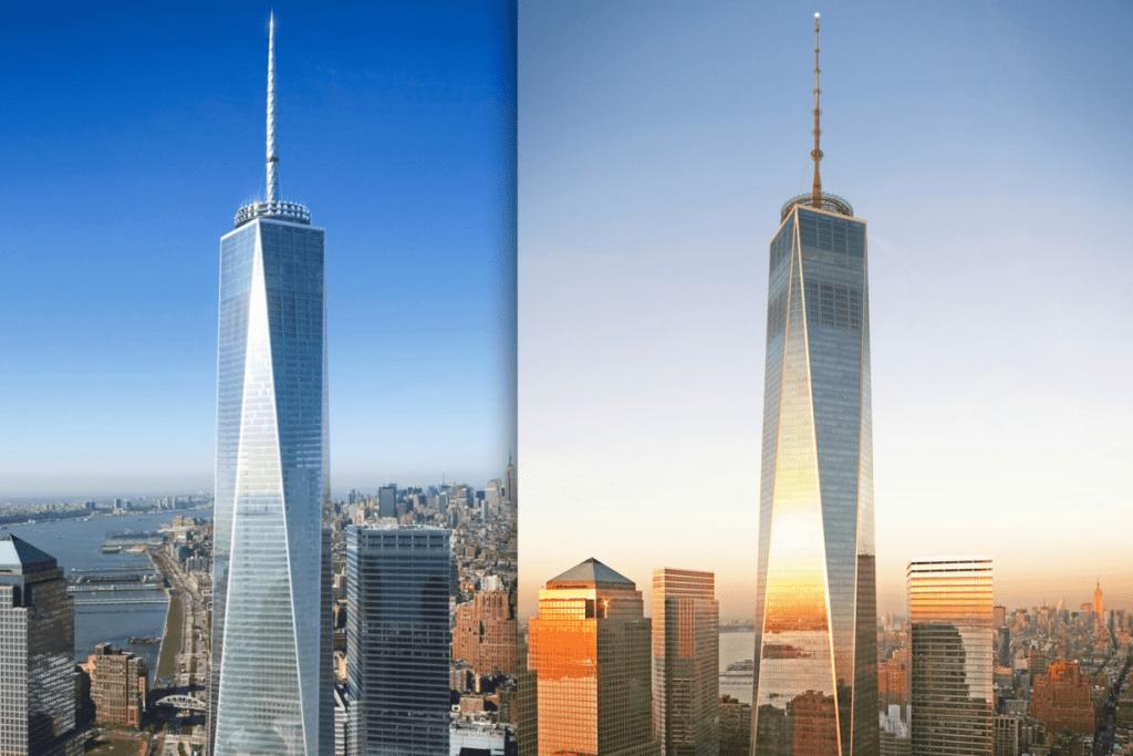 WTC One World Trade Center