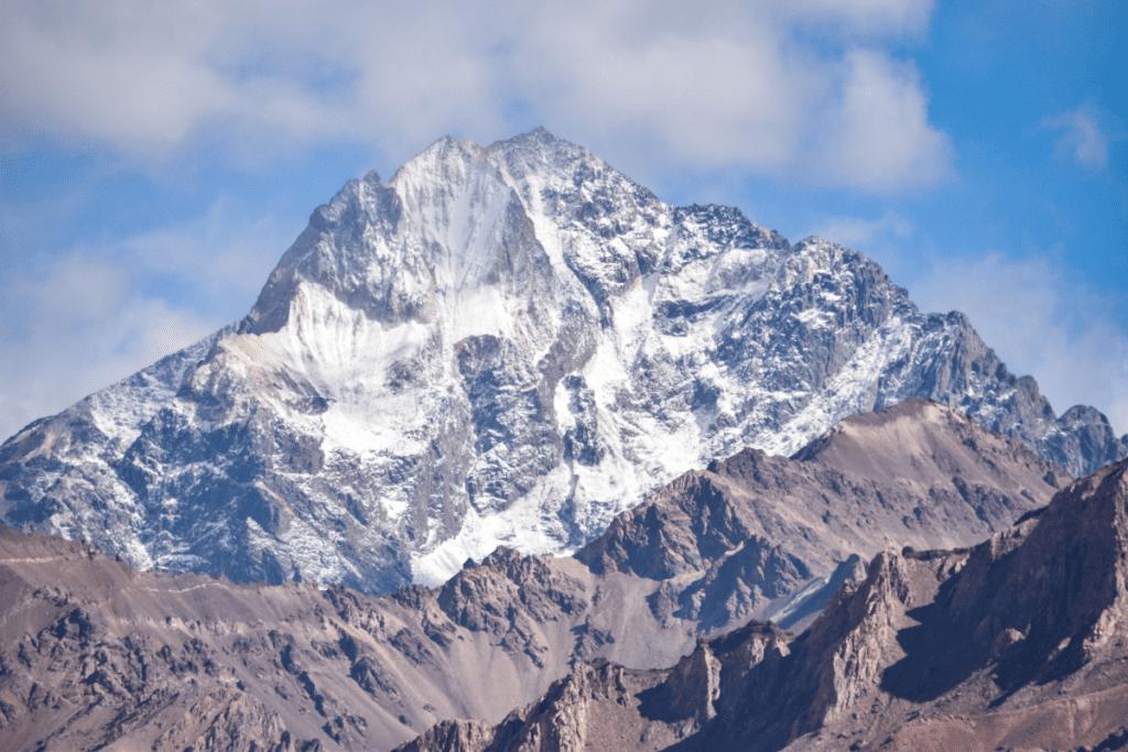 Najwyższa góra świata - Ameryka Południowa