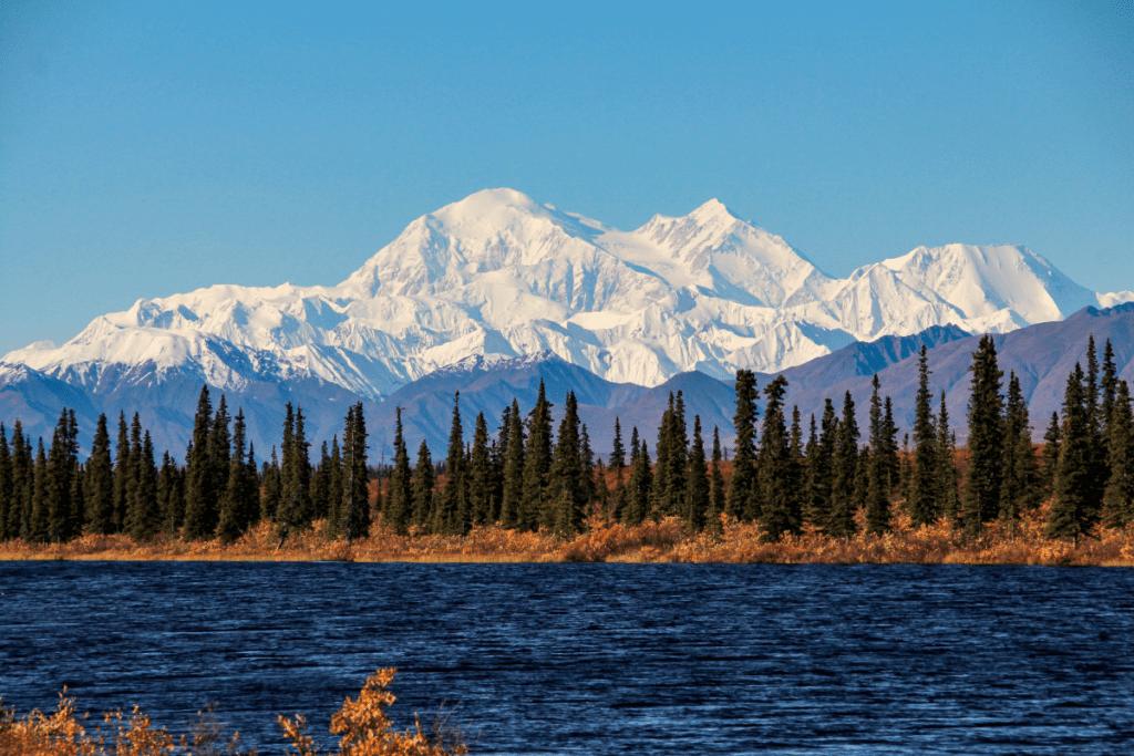 Najwyższe góry świata - Denali