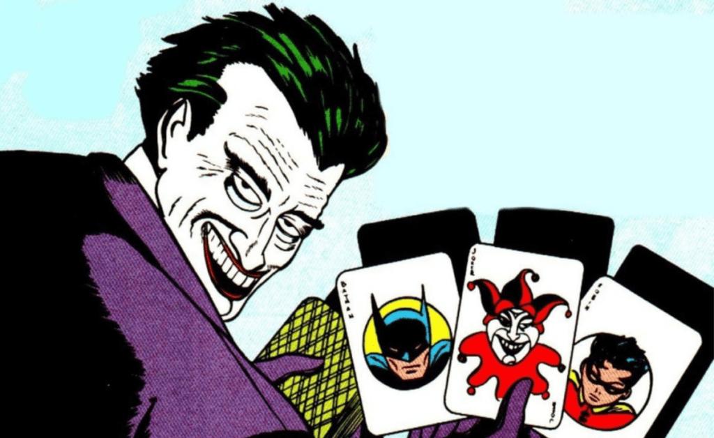 Joker - debiut