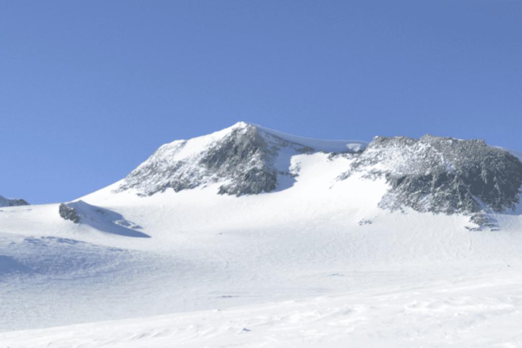 Najwyższe góry świata - Masyw Vinsona