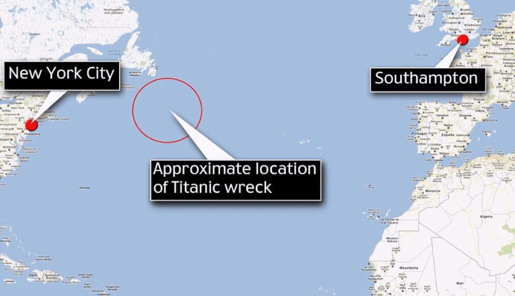 Wrak Titanica
