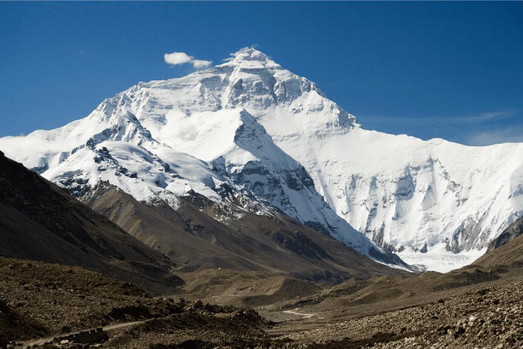 Najwyższe góry świata - Mt. Everest