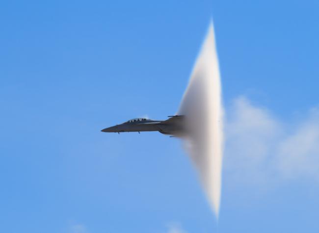Prędkość dźwięku obraz główny