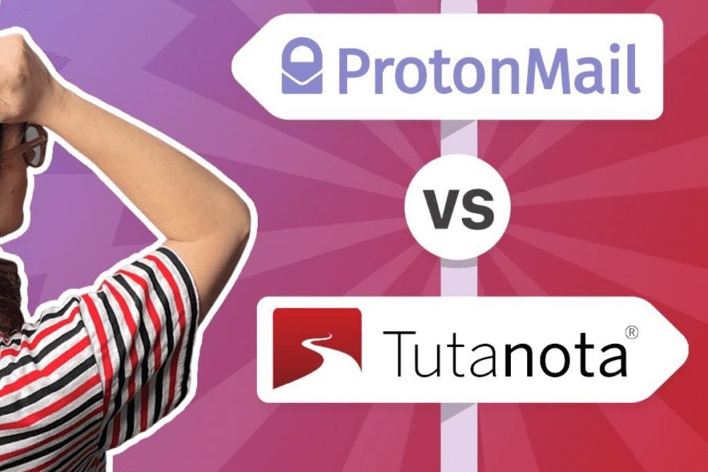 Tutanota vs ProtonMail