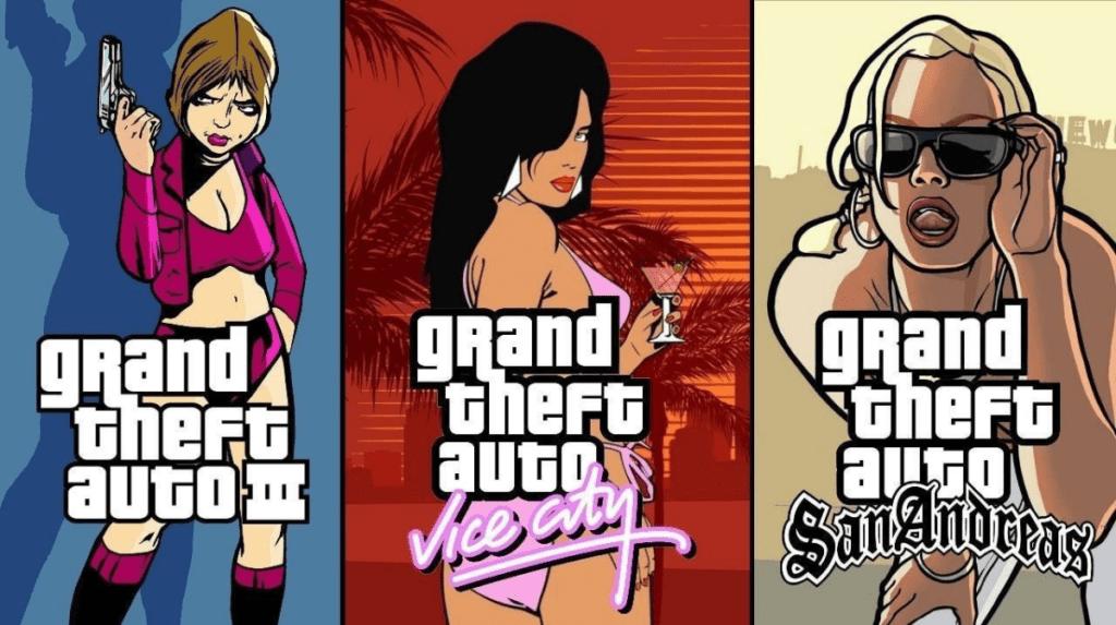 GTA remaster nadchodzi