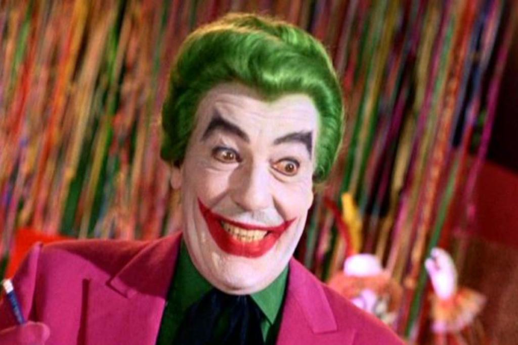 Pierwszy odtwórca roli Jokera na szklanym ekranie