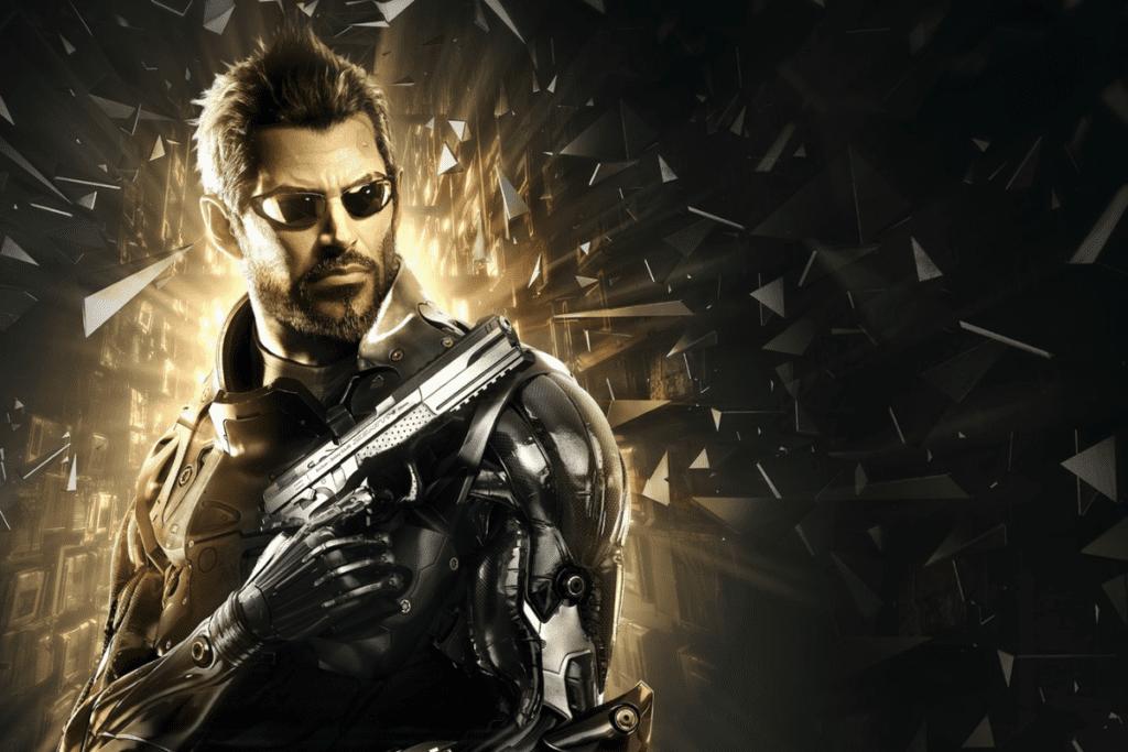 Seria gier Deus Ex