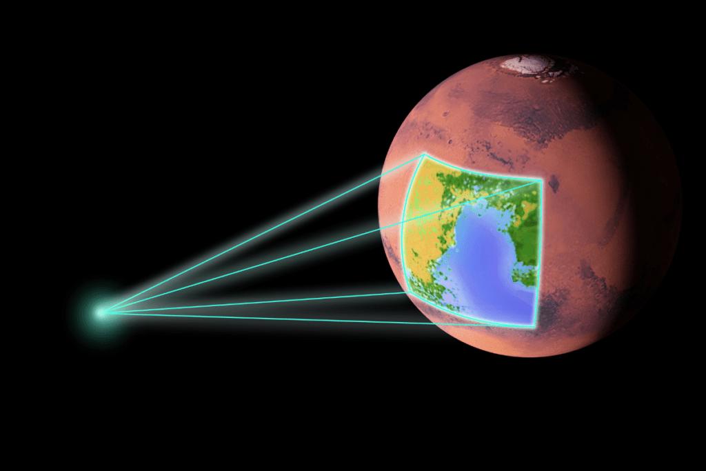 Terraformowanie Czerwonej planety