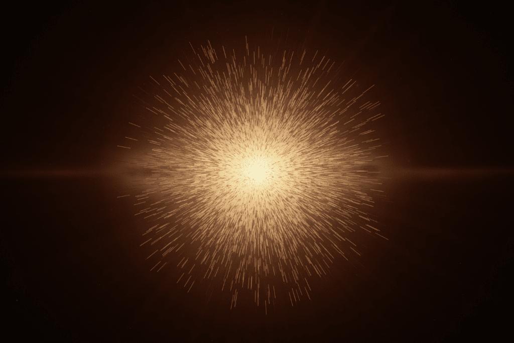 Teoria Wielkiego Wybuchu - początek