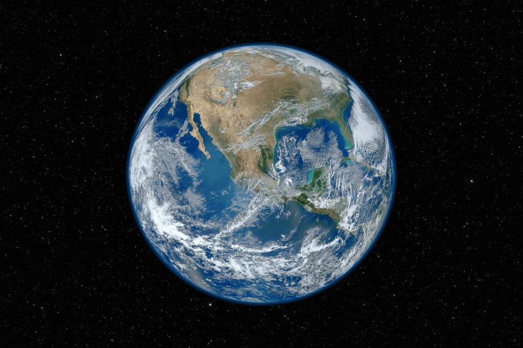 Płaska Ziemia? Bzdury - Ziemia to geoida