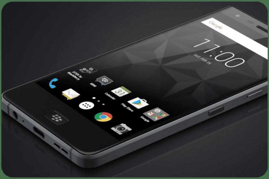 blackberry smartfon