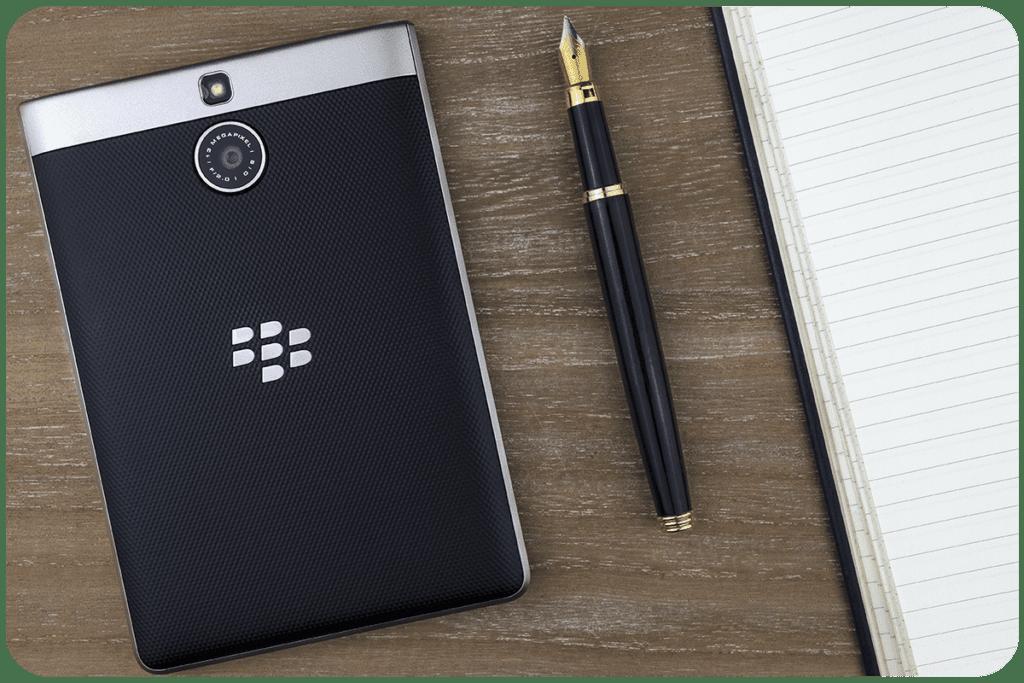 blackberry sprzęty