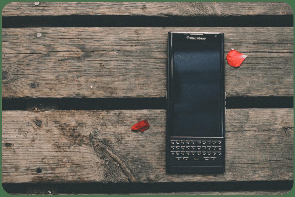 blackberry co to za firma