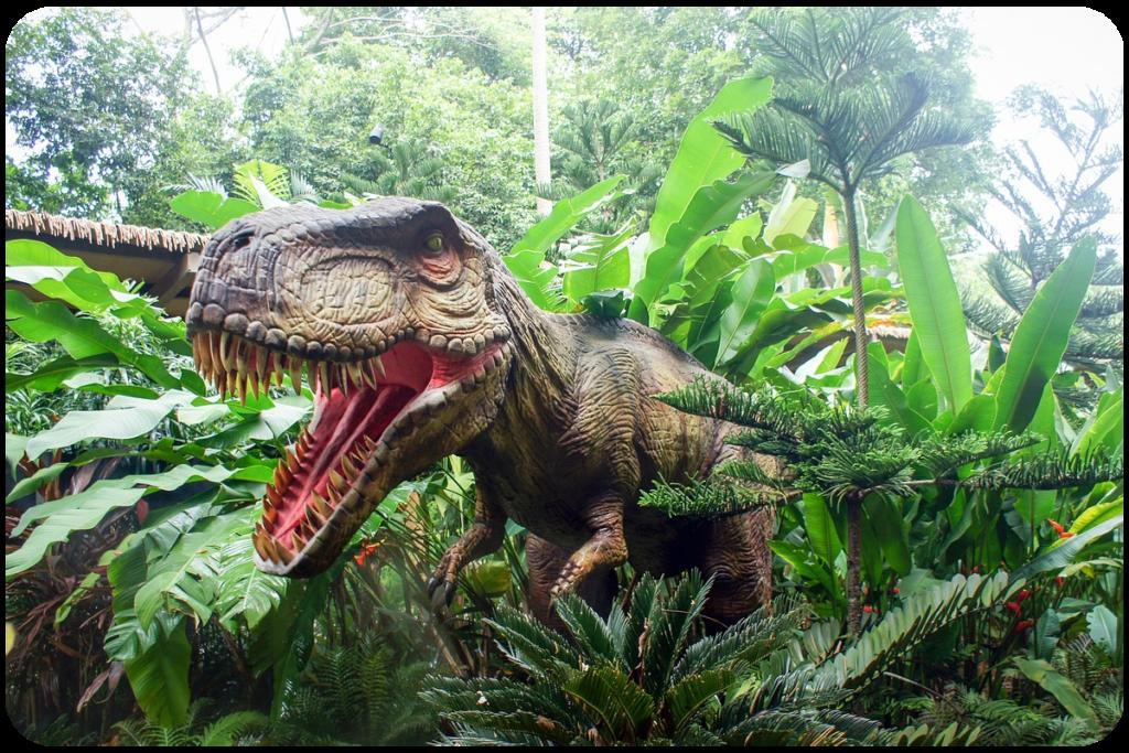 dinozaury obecnie