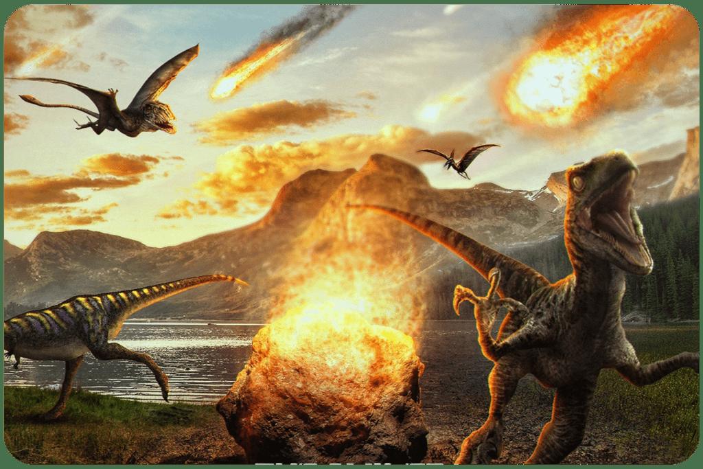 dinozaury wyginięcie