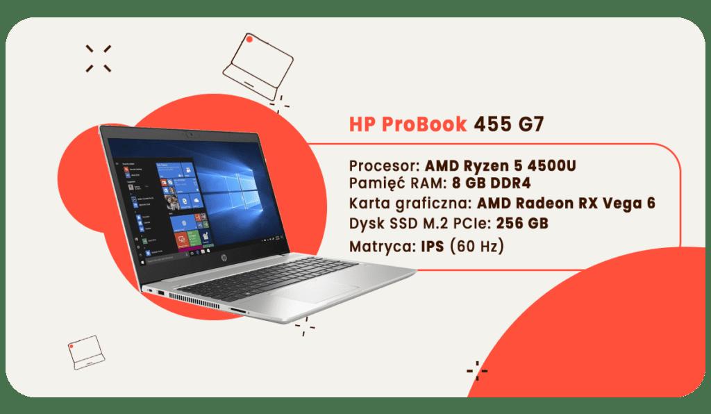 laptop dla studenta probook hp